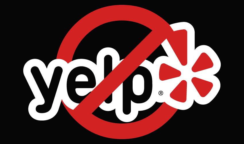 Advertising on Yelp is a Terrible Idea